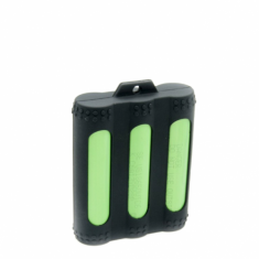 Silicone Case for 3 Batteries 18650