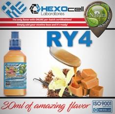 Natura - RY4 (Mix Shake Vape 30/60ML)