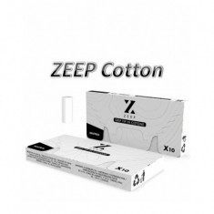 ZEEP Cotton Drip Tip