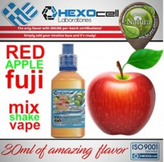Natura - Fuji Red Apple (Mix Shake Vape 30/60ML)