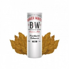 Northern Tobacco liquid - White by Baker White