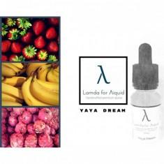 Lamda Yaya Dream 3x10ml - Υγρό αναπλήρωσης Ηλεκτρονικού τσιγάρου
