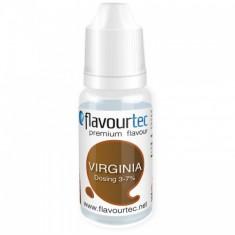 Αρώματα Υγρών Αναπλήρωσης - Flavour Flavourtec Virginia 10ml