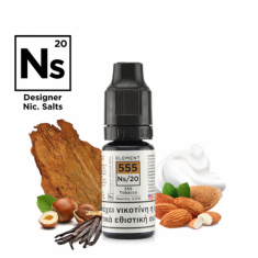 Element 555 Tobacco - Ns20 Designer Nicotine Salts