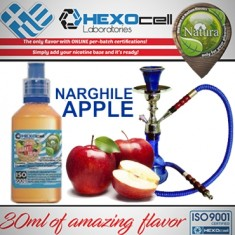 Natura - Narghile Apple (Mix Shake Vape 30/60ML)