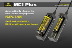 XTAR MC1 Plus Charger
