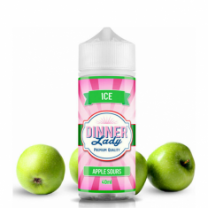 Dinner Lady Apple Sours Ice 120ml