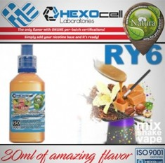 Natura - RY6 Tobacco (Mix Shake Vape 30/60ML)