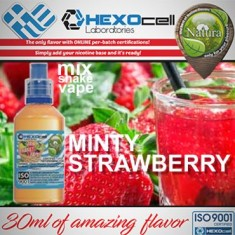 Natura - Minty Strawberry (Mix Shake Vape 30/60ML)