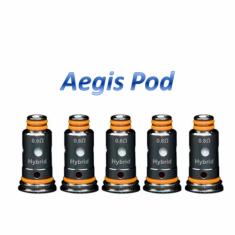 GeekVape Aegis Pod Hybrid Coils 0.6 ohm