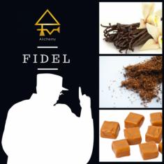 Lamda Fidel 3x10ml - Υγρό αναπλήρωσης Ηλεκτρονικού τσιγάρου