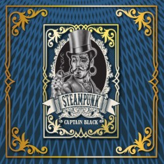 Steampunk Mix Vape - Captain Black