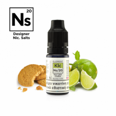 Element Key Lime Cookie - Ns20 Designer Nicotine Salts
