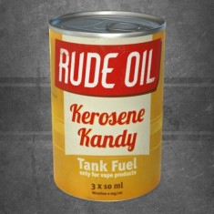 Rude Oil - Kerosene Kandy - Υγρό Αναπλήρωσης