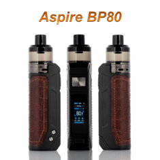 Aspire BP80 Mod Pod Kit
