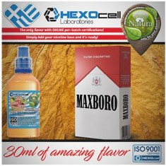 Natura - Maxboro (Mix Shake Vape 30/60ML)