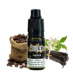 ELiquid France - Relax 10ml - Premium Υγρό Αναπλήρωσης Ηλεκτρονικού Τσιγάρου