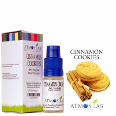 Atmos Lab - CINNAMON COOKIES 10ml - e-Liquid