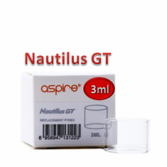 Aspire Nautilus GT - Pyrex Glass 3ml