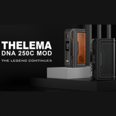Lost Vape Thelema DNA 250C Mod