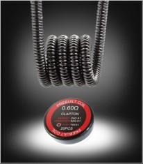 Fumytech - Premade Clapton Coils 0.6 ohm