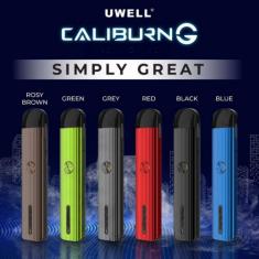 Uwell Caliburn G Pod Kit