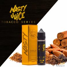 Nasty Juice Tobacco Series Gold Blend