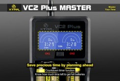 XTAR MASTER VC2 Plus Charger