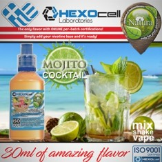 Natura - Mojito Cocktail (Mix Shake Vape 30/60ML)