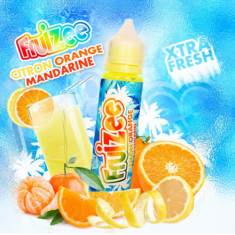 Eliquid France Fruizee Lemon Orange Mandarine