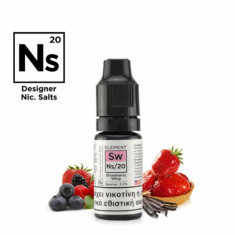 Element Strawberry Whip - Ns20 Designer Nicotine Salts