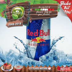 Natura Special Mix  60/100ml Energy Drink Bull