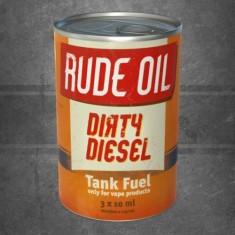 Rude Oil - Dirty Diesel - Υγρό αναπλήρωσης