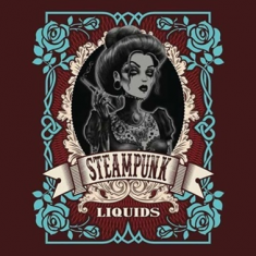 Steampunk Mix Vape - Puebla