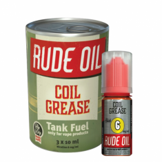 Rude Oil - Coil Grease - Υγρό αναπλήρωσης