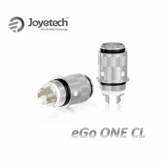 eGo ONE CL Atomizer Heads 0.5 & 1.0 ohm (5 τεμάχια)