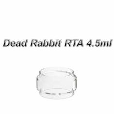 Dead Rabbit RTA Bubble Glass Tube 4.5ml