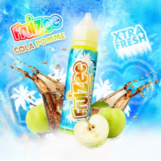 Eliquid France Fruizee Apple Cola
