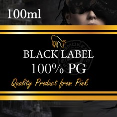 Pink Mule - Black Label 0mg (100% PG) 100ml