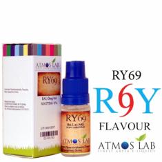 Atmos Lab - RY69 10ml - Υγρό Αναπλήρωσης Ηλεκτρονικού Τσιγάρου