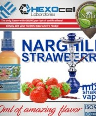 Natura - Narghile Strawberry (Mix Shake Vape 30/60ML)