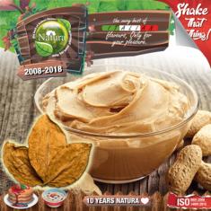 Natura Special Mix 60/100ml Tobacco Peanut Butter