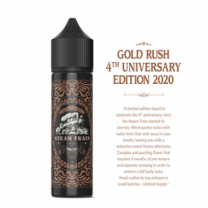 Steam Train Gold Rush 60ml