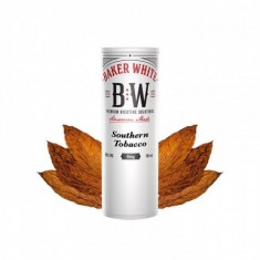 Southern Tobacco liquid - White by Baker White - Made in USA