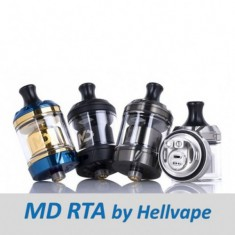 MD RTA 24mm by Hellvape