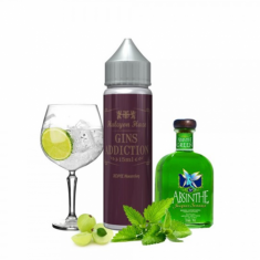 Halcyon Haze Gins Addiction Flavour Shots