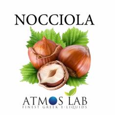 Atmos Lab - Nocciola Flavour 10ml - Άρωμα υγρού ηλεκτρονικού τσιγάρου