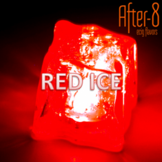 After-8 Flavor - Red ice