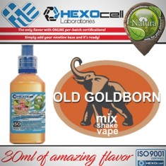 Natura - Old Goldborn (Mix Shake Vape 30/60ML)
