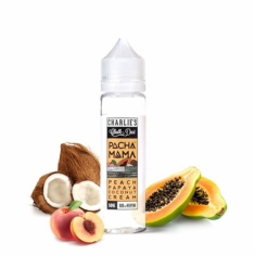 Charlie's Mix and Vape - PEACH PAPAYA COCONUT CREAM